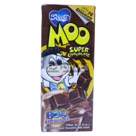Selecta Moo Super Chocolate (Milk Drink) 245mL