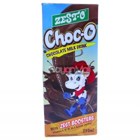 Zest-o Choc-o Chocolate Milk Drink 250mL
