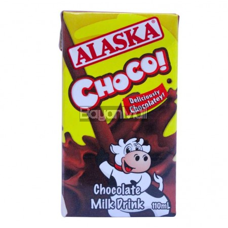 Alaska Choco (Chocolate Milk Drink) 110mL