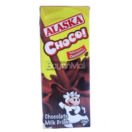 Alaska Choco (Chocolate Milk Drink) 185mL