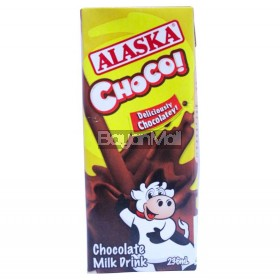Alaska Choco (Chocolate Milk Drink) 236mL