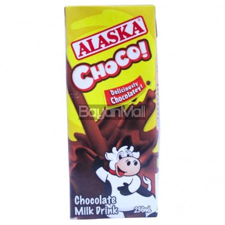 Alaska Choco (Chocolate Milk Drink) 236mL