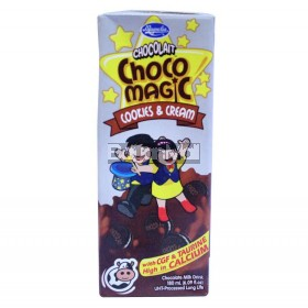 Magnolia Chocolait Choco Magic Cookies and Cream (Chocolate Milk Drink) 180mL