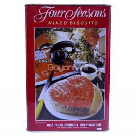 Four Seasons Mixed Biscuits 3000g