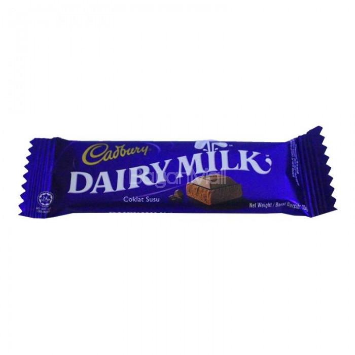 Cadbury Dairy Milk Coklat Susu 15g
