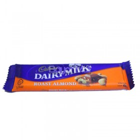 Cadbury Dairy Milk Roast Almond 40g