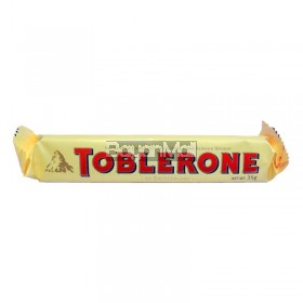 Toblerone Swiss Milk Chocolate with Honey 35g