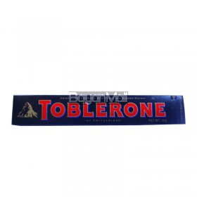 Toblerone Swiss dark Chocolate with Honey & Almond Nougat 50g
