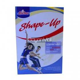 Anchor Shape-Up Low Fat Milk 450g - In a box