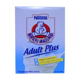 Nestle Bear Brand Adult Plus Powdered Milk Drink 300g