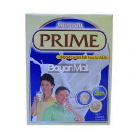 Enervon Prime Reduced Lactose Milk Food for Adults 400g - In a box