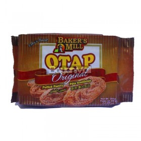 Baker's Mill Otap Original Puffed Pastry 250g