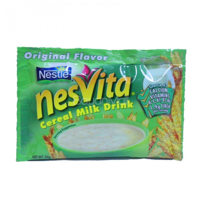 Nesvita Cereal Milk Drink Original Flavor 30g