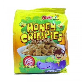 Oishi Cereals Honey Crimpies 180g