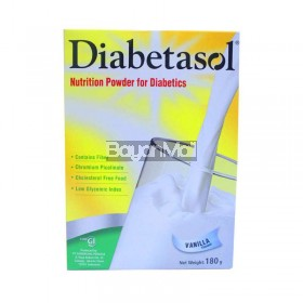 Diabetasol Nutrition Powder For Diabetics 180g - In a box