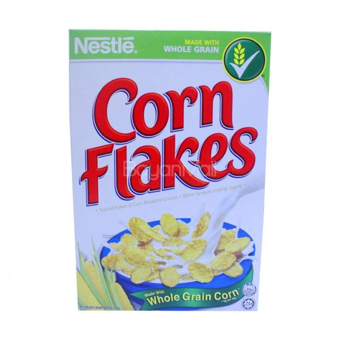 Whole wheat corn flakes
