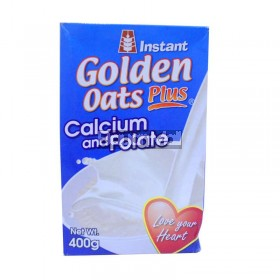 Instant Golden Oats Plus Calcium and Folate 400g
