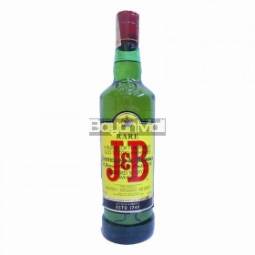 J & B  Rare Blended Scotch Whisky 75cl 40%vol 750ml in a bottle