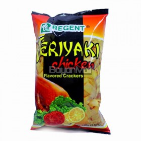 Regent Teriyaki Chicken Flavored Snacks 100g