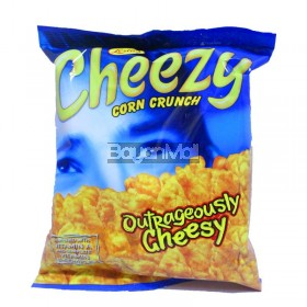 Leslie's Cheezy Corn Crunch Outrageously Cheesy 70g