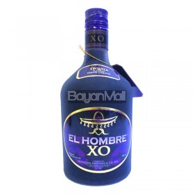 El Hombre XO (Tequila Flavored Coffee Liqueur) 750ml in a bottle