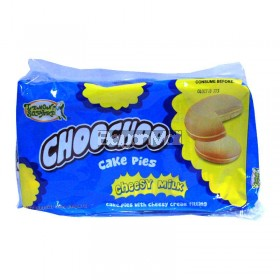 Lemon Square Choochoo Cake Pies Cheesy Milk 380g (38x10)
