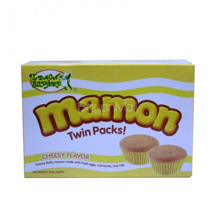 Lemon Square Mamon Twin Packs Cheese Flavor 264g (44gx10