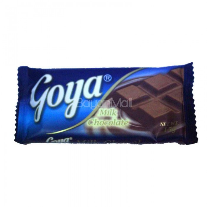 Goya Milk Chocolate 15g