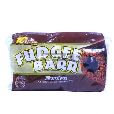 Suncrest Fudgee Barr Chocolate 10x42g