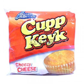 Cupp Keyk Cheezy Cheese 10x38g