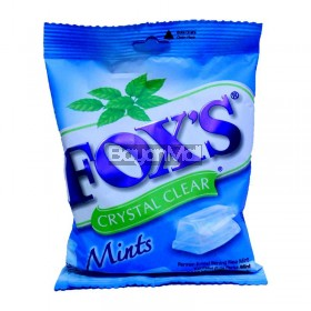 Foxs Crystal Clear Mints 90g