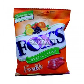 Foxs Crystal Clear Fruits 90g