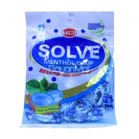 Tiwi Solve Menthol Drop Cool & Fresh 5.5g x 25pcs.