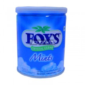 Foxs Crystal Clear Mints 180g