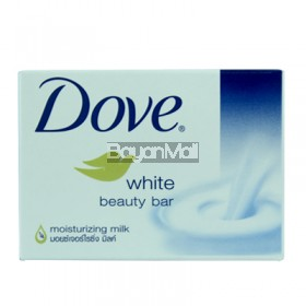 Dove white beauty bar moisturizing milk 135g
