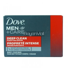 Dove men care deep clean purifying grains 113g