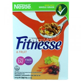 Nestle fitnesse and fruit low fat /fiber 240g