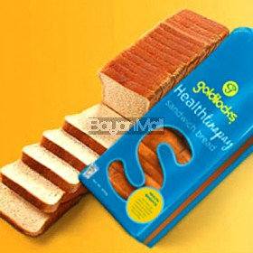 Sandwich Bread (1 Pack) - Goldilocks