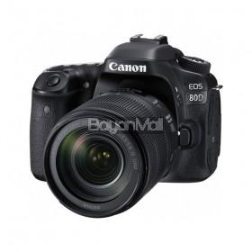 Canon EOS 80D w/ EF-S 18-135mm lens
