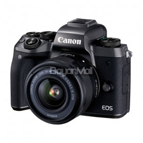 Canon EOS M5 Kit w/ EFM 15-45 IS STM