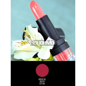 M&Co. Lipstick (En40 Brick Red)