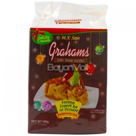 M.Y. San Grahams - Honey Graham Crackers 200g