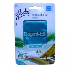 Glade Sensation Glass - Fruit  Ocean Escape ( Refill) 8g