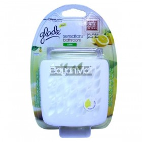 Glade Sensation Bathroom Freshener - Lemon 8g