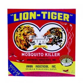 Lion-Tiger Mosquito Killer Regular 10's
