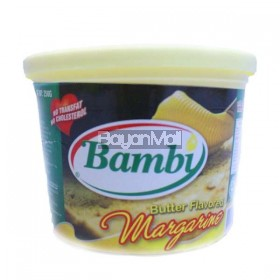 Bambi Butter Flavored Margarine 250g