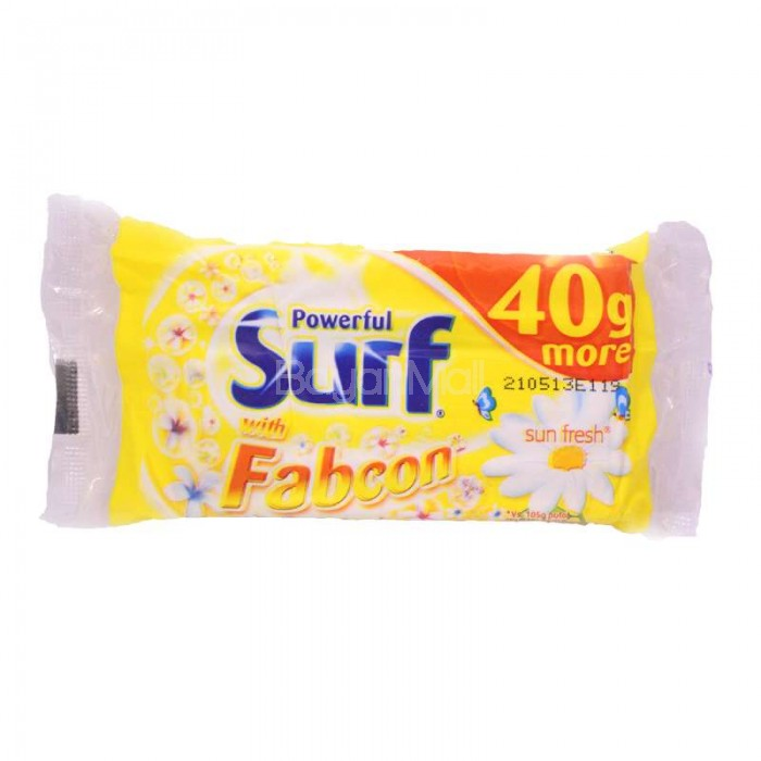 Surf Detergent Bar Sun Fresh 145g