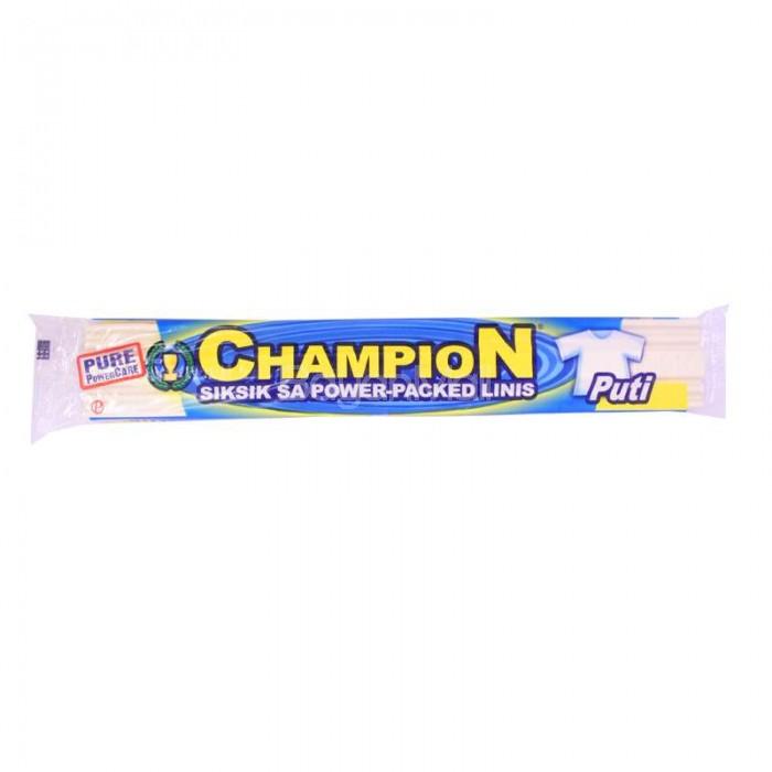 Champion Detergent Bar Puti 424g