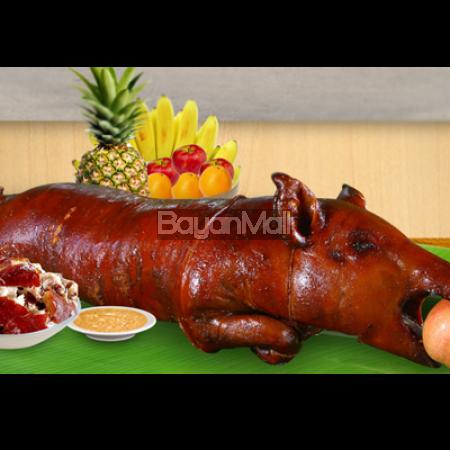Lechon Baboy Large(20kg) - Mindanao Area