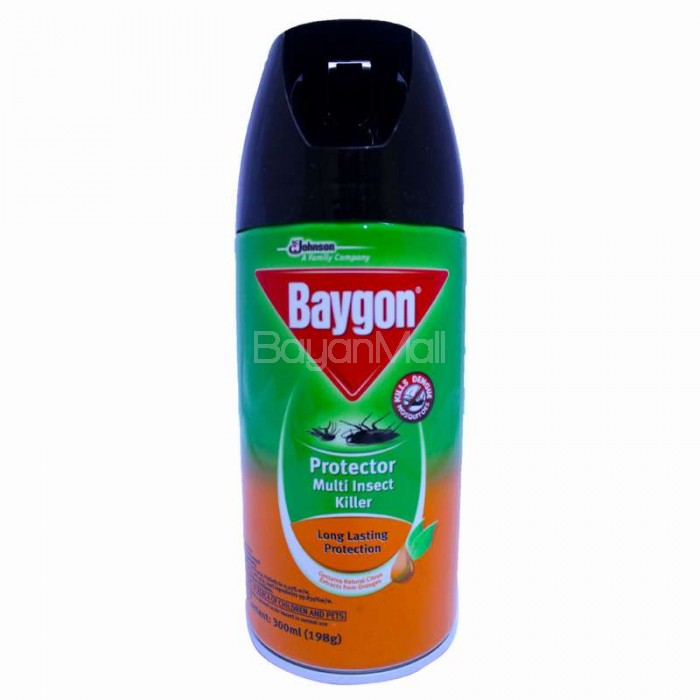 Baygon Insect Protector Multi Insect Killer 300ml